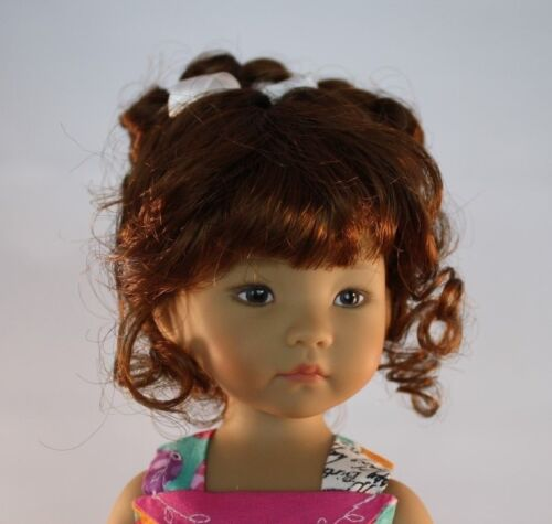 "10/"" Boneka Tuesdays Child Dolls /""Lusia/"" Wig size 5-6"
