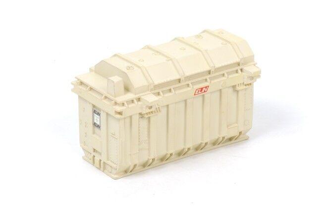 WSI 12-1020-1 Elin Transformer Scene-Builder   Lowboy Rail Load 1 50 MIB