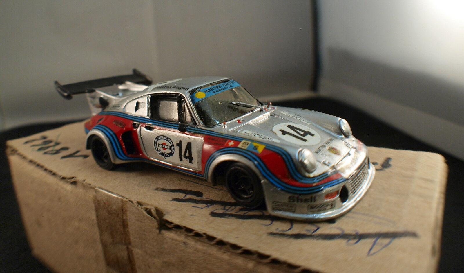 F.D.S ◊ Porsche Carrera Carrera Carrera RSR Turbo 1974  ◊  H.Muller G.V Lenner Swiss team 1 43 ◊ 4bc18b