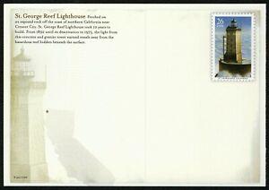 #UX508 26c St George Reef Lighthouse, Nuevo Cualquier 4=