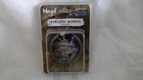 NINJA ALL STARS GAME MINIATURE BRAND NEW NJD010810 BAKUSHO MONDAI/'S