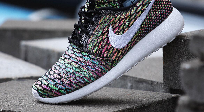 AUTHENTIC Nike Roshe Run One Flyknit