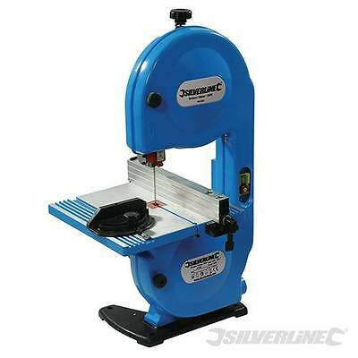 350W Bandsaw Electric Band saws Ideal for Workshop Carpenter Hobby Tool 441563