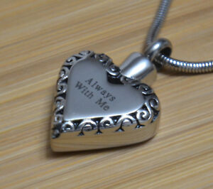 Always-With-Me-Heart-Cremation-Jewelry-Pendant-Urn-Keepsake-Necklace-For-Ashes