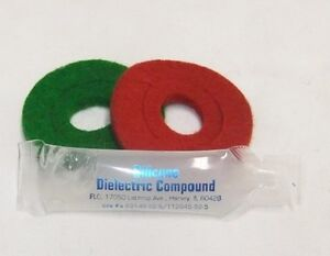 2 Sets Battery Post Terminal Washers Anti Corrosion With