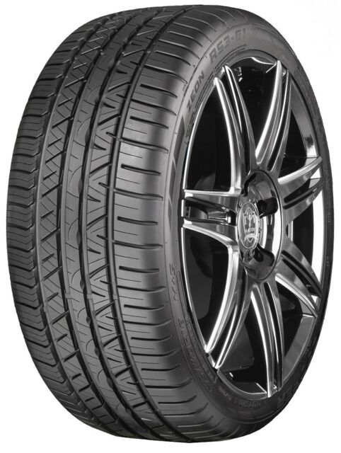 1 New Cooper Zeon RS3-G1 96W 50K-Mile Tire 2355017,235/50/17,23550R17
