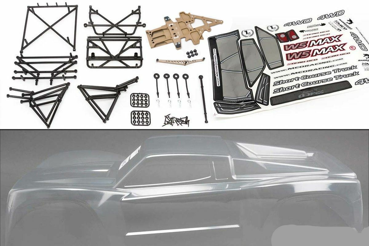 MCD Racing W5 a W5 Kit de conversión de especificación máxima. X