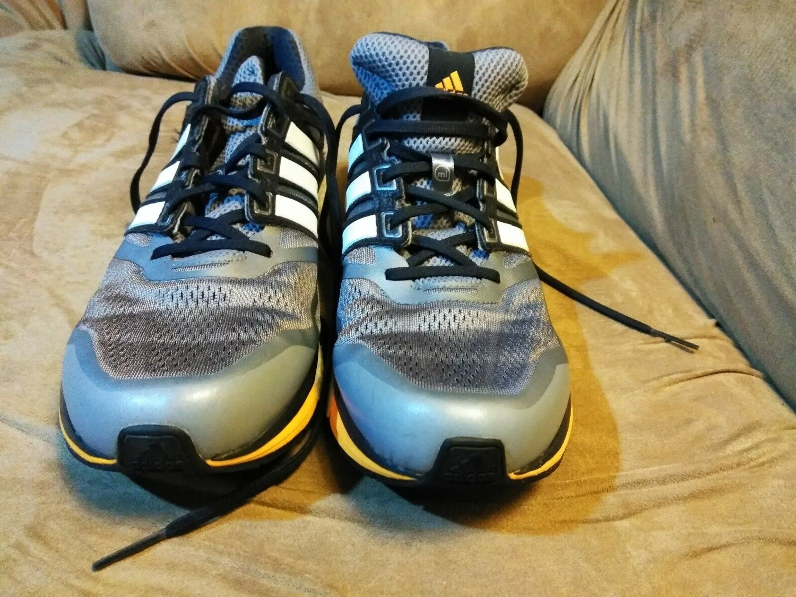 Size 11 Adidas Boost Glide Supernova Cleaned