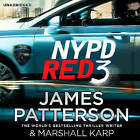NYPD Red 3 by James Patterson (CD-Audio, 2015)