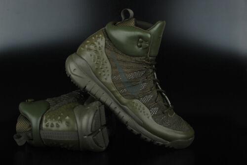 de Nike montantes Baskets Lupink Khaki qualité montantes haute Cargo Flyknit Sequoia H55qAw80