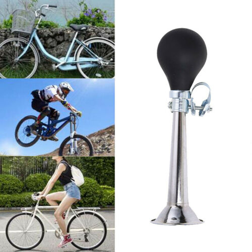Classic Bicycle Bike Cycling Air Horn Rubber Squeeze Bugle Hooter Bell Ti QjDJj