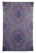 PURPLE PSYCH EYES SPECIAL EDITION OPTICAL ILLUSION TAPESTRY-WALLHANGING-60x90