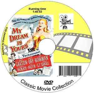 My-Dream-is-Yours-Jack-Carson-Doris-Day-Romantic-Comedy-Musical-Film-DVD-1949