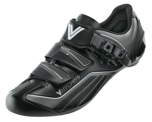 Scarpe bici corsa Vittoria Zoom 36-46 road bike shoes made in Italy