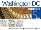 PopOut Maps: Washington DC PopOut Map (2015, Paperback)