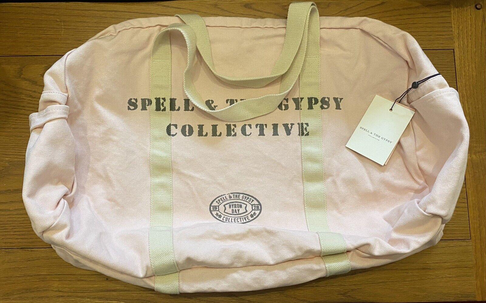 SPELL & THE GYPSY, Women Gypsy Duffle Bag - Blush