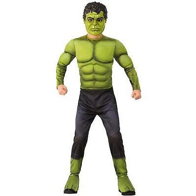 Rubie's Marvel Avengers Infinity War Hulk, Deluxe Boys Fancy Dress Costume