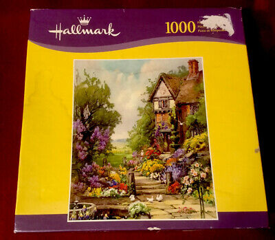 1000 Pieces Beautiful Gardens Jigsaw Puzzle for Adults