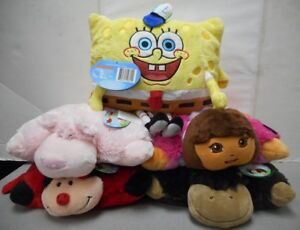 PILLOW-PETS-PEE-WEES-11-INCH-PILLOW-NEW-WITH-TAGS-SEE-VARIATIONS-BELOW