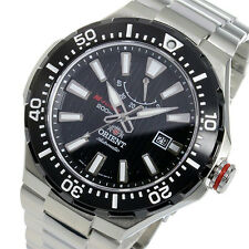 """""""New"""" Orient M-force Automatic Men's Watch SEL07002B0 Black from Japan"""