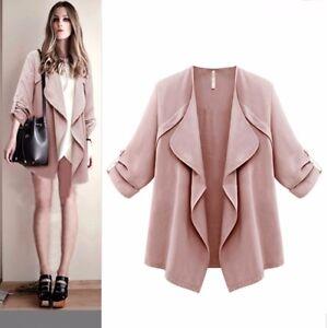 Fashion-Women-Ladies-Sweater-Casual-Long-Sleeve-Cardigan-Jacket-Coat-Top-Outwear