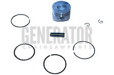 Pump Brush Cutter Trimmer Piston Kit w Rings 35mm Honda Gx25 Engine Motors 25cc