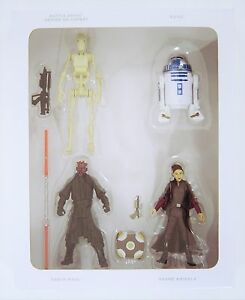 Brillant Hasbro Star Wars 2015 Digital Kollektion 3 3/4-inch Aktion Figuresep I Film, Tv & Videospiele