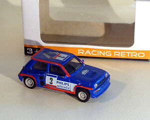 Renault-5-Turbo-rally-azul-norev-1-64