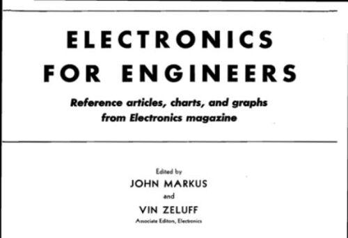 PDF Electronics for Engineers CDROM
