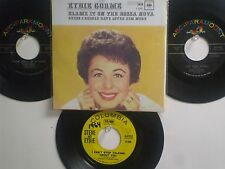 LOT OF 4  ' EYDIE GORME '/ ' STEVE & EYDIE ' HIT 45's+1PS(Copy)   THE 50's&60's!
