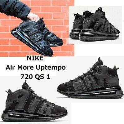 Air More Uptempo 720 Black BQ7668 001