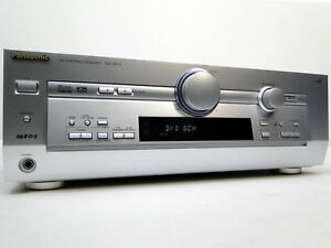 Heimkino-Receiver-PANASONIC-SA-HE70-Dolby-Digital-5-1-Surround-Verstaerker-Tuner