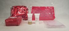 (4) Clarins Bags w/ Extra-Firming Cream | Make-up | Refiner | Beauty Flash Balm