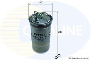 Comline-Filtro-De-Combustible-EFF035-Totalmente-Nuevo-Original