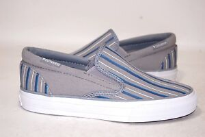 72db609f6812 Image is loading Converse-Skid-Grip-Slip-On-1Z146-Grey-Navy-