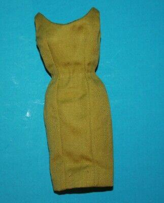 Barbie Poodle Parade #1643 Olive Green DRESS /& COAT Vintage Reproduction 1965
