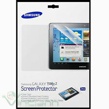 2X Pellicola display originale Samsung per Galaxy Note 10.1 N8000 trasparente