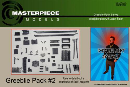 MMGR002 Greeblie Pack #2