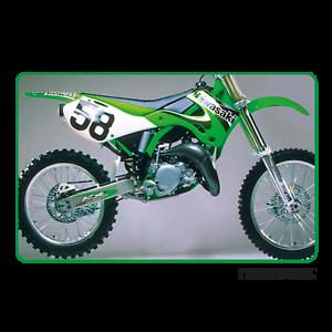 Copertina-sella-coprisella-Kawasaki-Kx-125-250-1999-2000-2001-2002-Tecnosel
