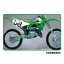 Copertina-sella-coprisella-Kawasaki-Kx-125-250-1999-2000-2001-2002-Tecnosel Indexbild 1