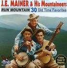 Run Mountain - J.E. Mainer (2011, CD NEUF)