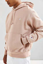 Champion x Urban Outfitters UO Reverse Weave Rose Pink Hoodie Pullover Men's M