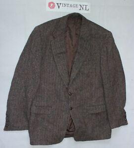 MOORES-luxus-Harris-Tweed-Sakko-Gr-52-Jacke-fein-hochwertig-etikett-42L