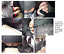 2x AUTO ANTERIORE sedute elegante ecopelle grigio sedile anteriore riferimenti COMFORT NUOVO