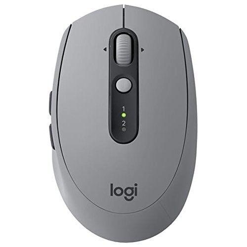 Logitech silent wireless mouse M590 mid gray tonal M590MG Japan 163