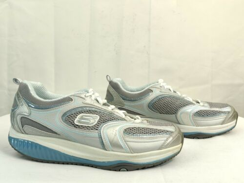 Taille 8 Chaussures Skechers Xf Ups De Shape Baskets Femmes Montantes Pour Accelerators RP1qPv
