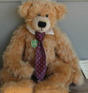 Hermann Chester Hard-Working Very Rare bear-limed/ed #258-a---18 In Tall