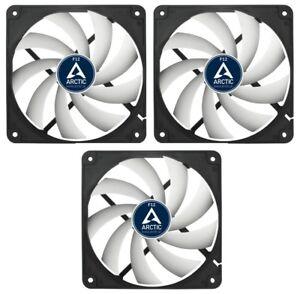 3-x-Pack-of-Arctic-Cooling-F12-120mm-12cm-PC-Case-Fan-1350-RPM-53CFM-3-Pin