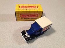 Matchbox Ford Model A Delivery Diecast Champion Spark Plugs Release 1:64