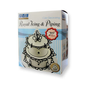 Details About Pme Sugarcraft Modelling Decoration Royal Icing Cake Decorating Set Kit 2
